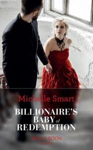 Billionaire's Baby Of Redemption (ebok) av Mi