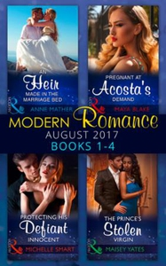 Modern Romance Collection: August 2017 Books