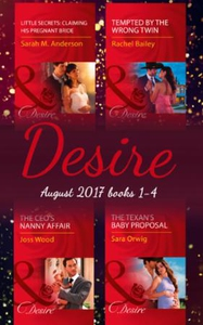 Desire Collection: August 2017 Books 1 - 4 (e