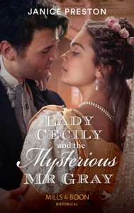 Lady Cecily And The Mysterious Mr Gray (ebok)