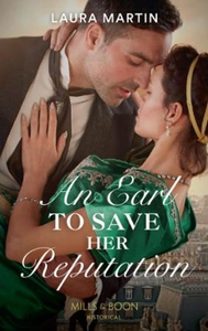 An Earl To Save Her Reputation (ebok) av Laur