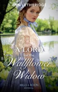 A Lord For The Wallflower Widow (ebok) av Ann