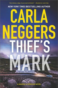 Thief's Mark (ebok) av Carla Neggers
