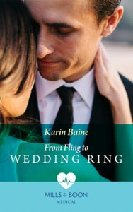 From Fling To Wedding Ring (ebok) av Karin Ba
