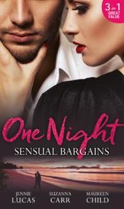 One Night: Sensual Bargains (ebok) av Jennie