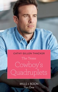 The Texas Cowboy's Quadruplets (ebok) av Cath