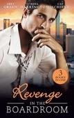 Revenge In The Boardroom