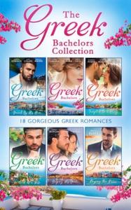 The Greek Bachelors Collection (ebok) av Shar