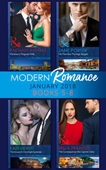 Modern Romance Collection: January Books 5 - 8