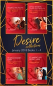 Desire Collection: January Books 1 - 4