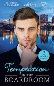 Temptation In The Boardroom (ebok) av Jennife