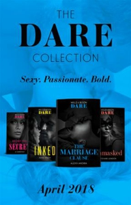 The Dare Collection: April 2018 (ebok) av JC