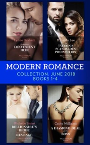 Modern Romance Collection: June 2018 Books 1