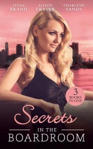 Secrets In The Boardroom (ebok) av Fiona Bran