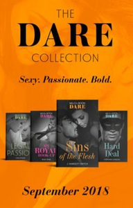 The Dare Collection September 2018 (ebok) av