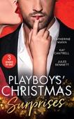 Playboys' Christmas Surprises