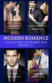 Modern Romance November Books 1-4