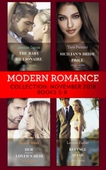 Modern Romance November Books 5-8
