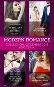 Modern Romance December Books 1-4