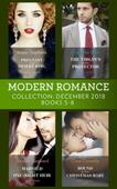 Modern Romance December Books 5-8