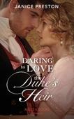 Daring To Love The Duke's Heir