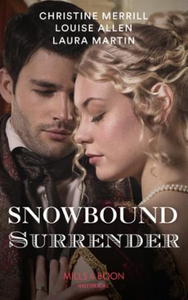 Snowbound Surrender (ebok) av Christine Merri