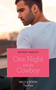 One Night With The Cowboy (ebok) av Brenda Ha