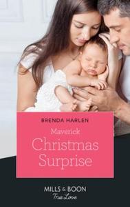 Maverick Christmas Surprise (ebok) av Brenda