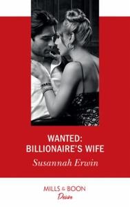 Wanted: Billionaire's Wife (ebok) av Susannah