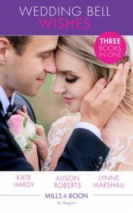 Wedding Bell Wishes (ebok) av Kate Hardy, Ali