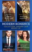 Modern Romance January Books 5-8