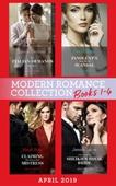 Modern Romance April 2019 Books 1-4