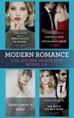 Modern Romance March 2019 Books 1-4