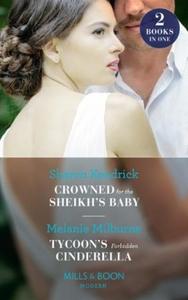 Crowned For The Sheikh's Baby (ebok) av Sharo