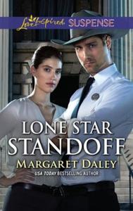 Lone Star Standoff (ebok) av Margaret Daley