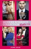 Modern Romance June 2019 Books 1-4