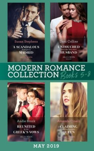 Modern Romance June 2019 Books 5-8 (ebok) av