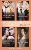 Modern Romance August 2019 Books 1-4