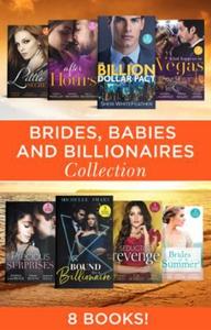 Brides, Babies And Billionaires (ebok) av Chr