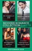 Modern Romance September Books 1-4