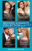 Modern Romance Books September Books 5-8