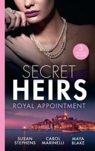 Secret Heirs: Royal Appointment (ebok) av Sus