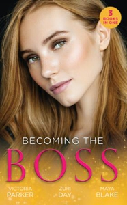Becoming The Boss (ebok) av Victoria Parker,