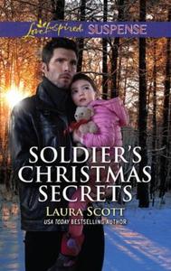 Soldier's Christmas Secrets (ebok) av Laura S