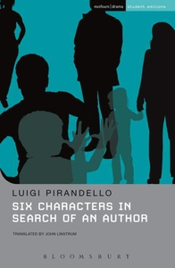 Six Characters in Search of an Author (e-bok) a
