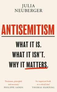 Antisemitism (ebok) av Julia Neuberger