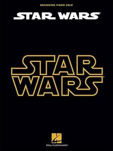 Star Wars for Beginning Piano Solo (e-bok) av