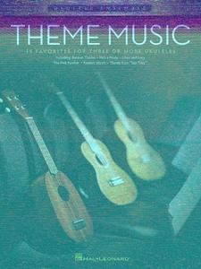 Theme Music (Songbook) (e-bok) av Hal Leonard C