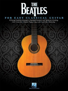 The Beatles for Easy Classical Guitar (e-bok) a