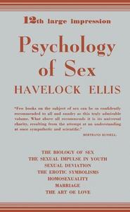 Psychology of Sex (e-bok) av Havelock Ellis